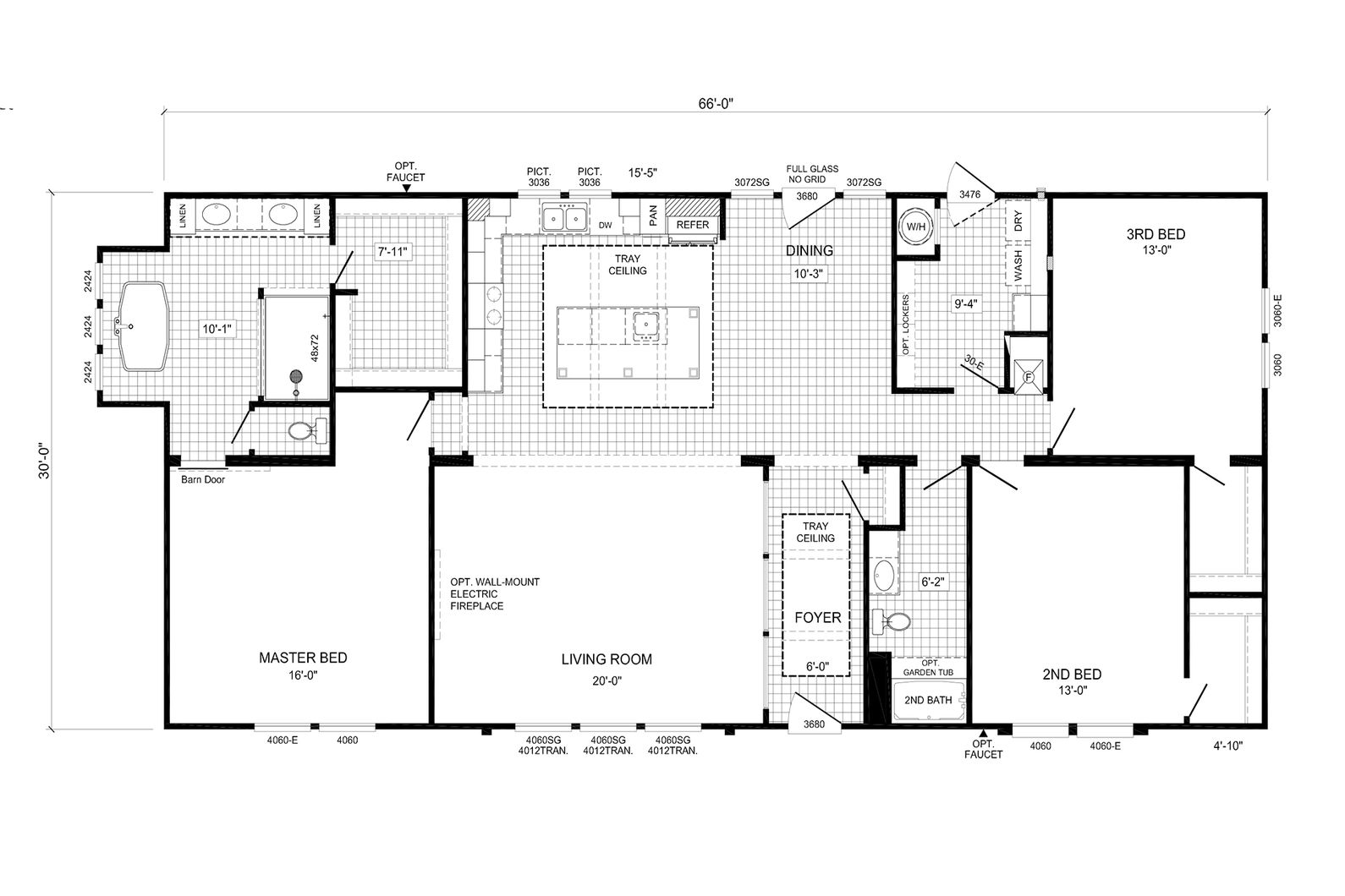 Cavalier manufactured homes floor plans for Blueprints for homes already built